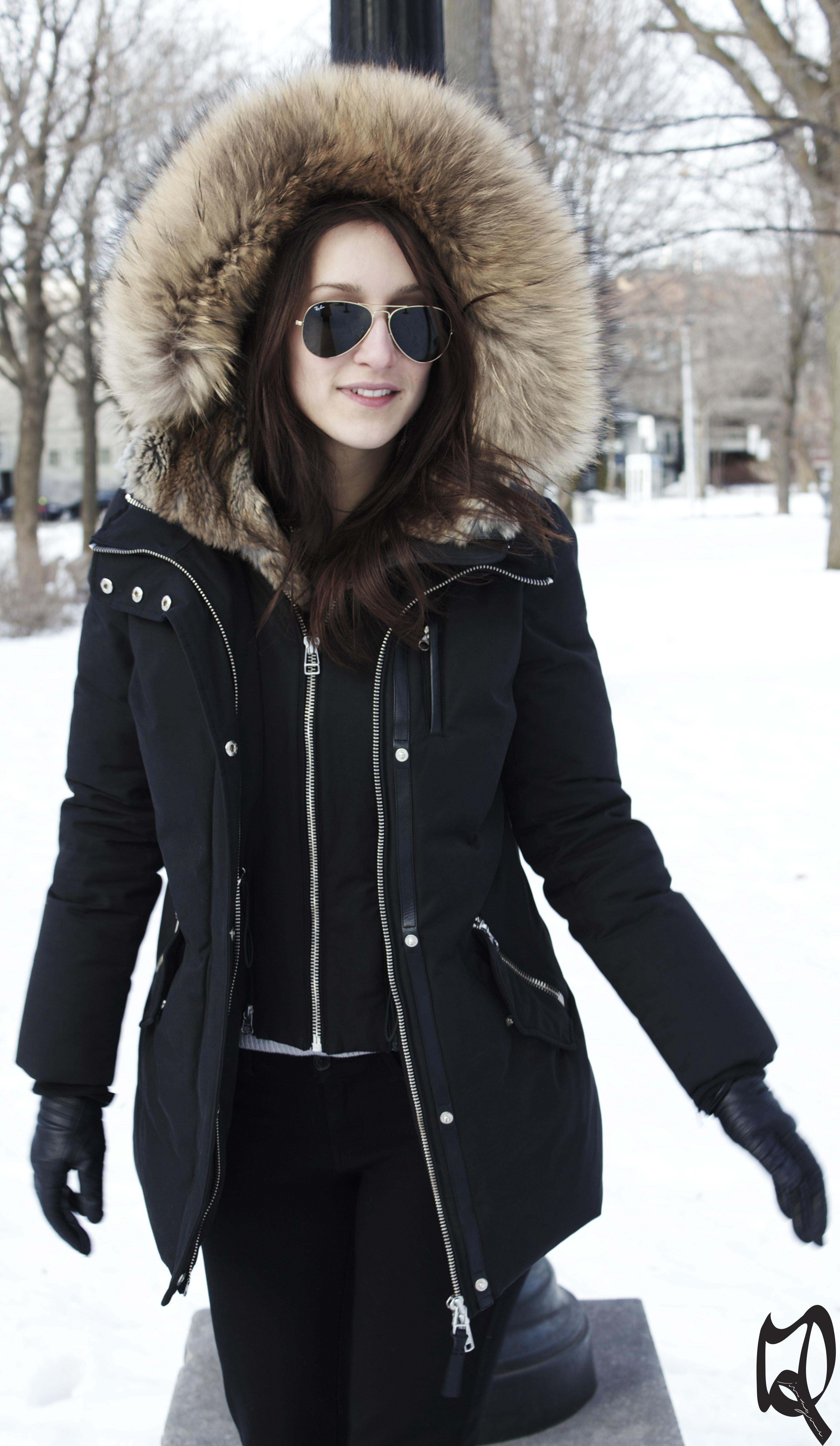 Manteau hiver winners